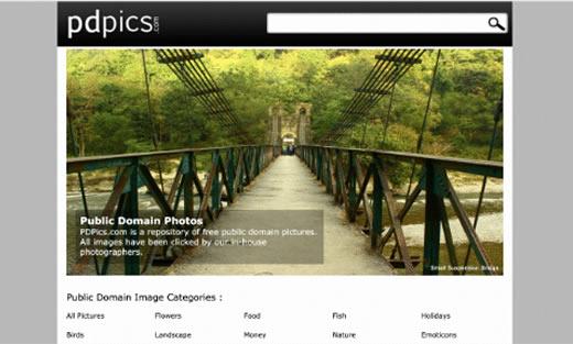 PDPics banco de imagens grátis