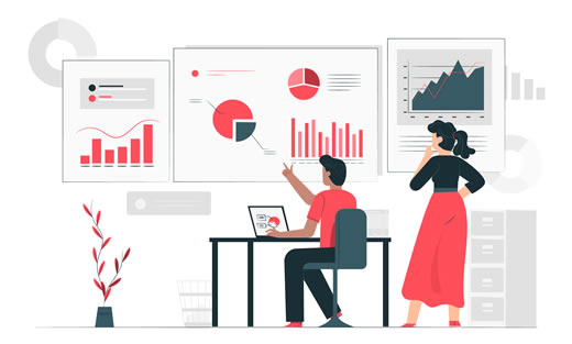 Estatísticas e análise