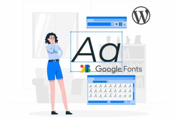Como adicionar Google Web Fonts em temas WordPress