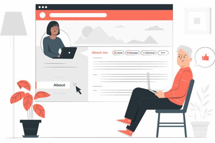 página de perfil de autor personalizada no WordPress